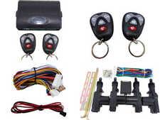 High Quality Car Alarm Remote & Full Set Central Locking Kit 4 Doors 2