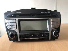 hyundai IX35 Sound System MP3 Bluetooth