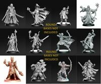 lord of the rings/middle earth proxy miniatures 28/32MM SCALE (option 2)