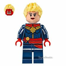 LEGO SUPER HÉROS MARVEL MINI-FIGURINE CAPTAIN MARVEL ENSEMBLE 76049 ORIGINAL