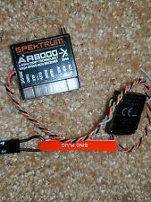 AR8000 2.4GHz DSMX 8 Channel Receiver Spektrum Dx7,Dx8,Dx9.Dx18.
