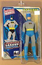 Batman Retro Mego set 8 inch figure Justice League line 2015 new Figures Toy Co
