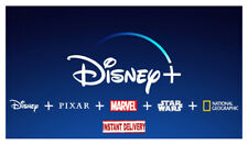 Disney Plus Access | 1 Year Warranty | Subscription...