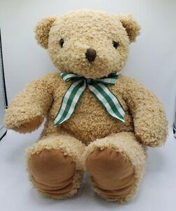 Vintage 1994 P.J. Huggabee Marshall Fields Plush Teddy Bear Rare Dayton Hudson