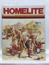 1979 Vintage Homelite Portable Industrial Power Equipment Tool catalog