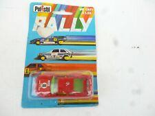 Polistil Rally Ferrari 308 GTB (Red) 1:55 New in Blister 70's Rare On  Blister
