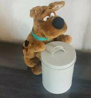 Vintage 2001 Rare Cartoon Network Scaredycat Scooby Doo Soft Toy Plush Teddy Dog
