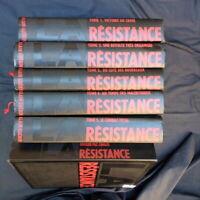 Alain Guérin:La Résistance Chronique illustrée 1930-1950 Livre Club Diderot 1972