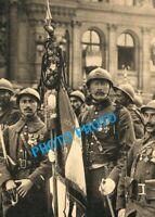 WW1 WWI GUERRE 1914-1918 Portrait Poilu le Colonel MODAT A  PARIS  14/18 Krieg