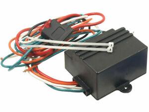 For 1985-1986 GMC K1500 Suburban Daytime Running Light Relay SMP 96858YY