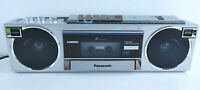 Vintage Panasonic RX-F2 Ambience Boombox Stereo Cassette Player