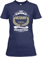 Its A Mcgraw Thing Gildan Women's Tee T-Shirt
