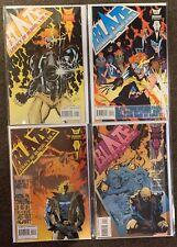 Blaze Legacy Of Blood #1,2,3,4 Marvel Comics Midnight Sons Complete Set Lot 1993