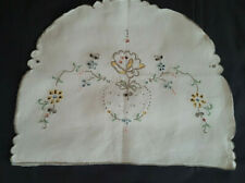 More details for vintage hand embroidered tea cosy