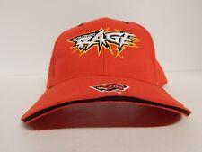 Orlando RAGE Defunct XFL Football Team Hat Adjustable Drew Pearson WWE NWT