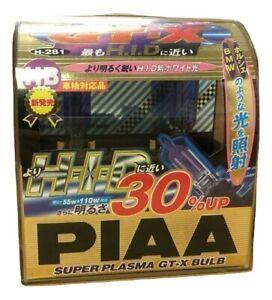 PIAA Super Plasma GT-X (HB 9005/9006) Halogen Light Bulbs (15926) TWIN PACK
