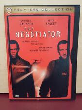 The Negotiator - DVD Region 1 - Samuel L. Jackson - Kevin Spacey