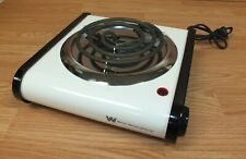 Genuine White Westinghouse (WBR19) Single Burner Electric Hot Plate *READ*