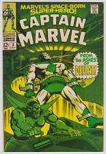 L4393: Captain Marvel #3, Vol 1, F+/Vf Condition