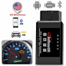 CADILLAC ELM327 Bluetooth OBD2 Code Reader Scanner Engine Diagnostic Scan Tool
