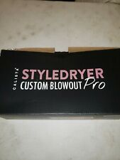 """Calista Tools 1"""" StyleDryer Custom Blowout Pro Hair Styling Wand Pink"""