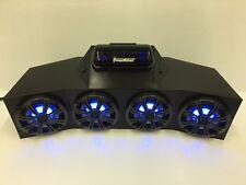 ATV Four Wheeler Stereo Bluetooth  RGB - ATVBBT4RGB