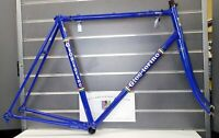 Vintage Gios Torino Super Record Steel Frame Pre-1977 with Later Coin Forks RARE