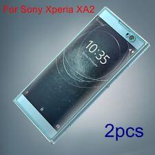 Tempered Glass Screen Protector Guard Protection for Sony Xperia XA2/XA2 Ultra