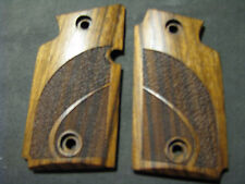 Pistol Grips for SIG P938 938 Fine English Walnut Checkered AMBI Beautiful NEW