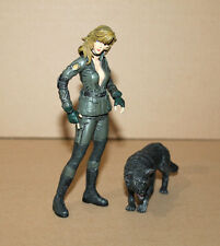 1999 Metal Gear Solid McFarlane Toys Action Figure Figur Sniper & Wolf