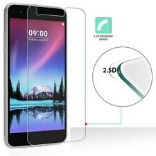 New Pack of 5 Clear Tempered Glass Screen Guard Protector For ZTE Blade V7