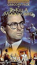To Kill A Mockingbird [VHS], Very Good VHS, Estelle Evans, John Megna, Frank, Ro