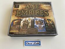 Age Of Empires - Édition Collector - PC - FR
