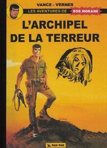 Bob Morane - tome 2 : L'archipel de la terreur