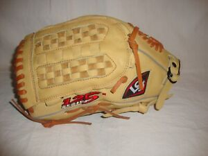New Louisville Slugger 125 Series Adult Baseball Glove 12.5 Inch LHT - 25CR5