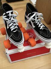 Vans sk8 Hi on Chaya Sneekrskate Dlx Roller Skate Mens 5.5 Womens 7