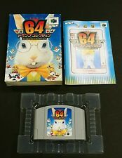 Playing Cards Nintendo 64 N64 Japanese Import Complete RARE