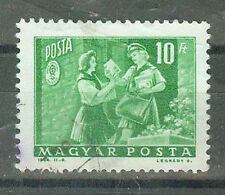 Briefmarken Ungarn 1964 Post-u.Fernmeldewesen Mi.Nr.2016