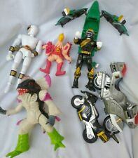 Bandai Mighty Morphin Power Rangers Vintage Lot of Action Figures Villains