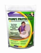 Disposable Toilet Seat Covers For Kids Potty Training 10 Pcs by Cute Pompi