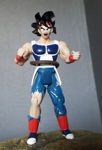 Dragon Ball Z rare dragonball bardock jakks action figure s.h figure arts irwin
