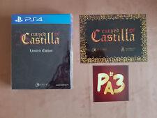 Cursed Castilla EX (Maldita Castilla EX) PS4 , Limited Edition , Neu + OVP