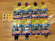 Sdcc 2017 Dc Justice League Action Mini Figure - Set Of 8