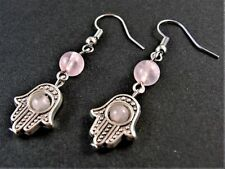 Rose Quartz Natural Stone Fashion Jewellery