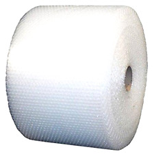 "Bubble + Wrap 3/16"" 700 ft. x 12"" Small Padding Perforated Moving Shipping Roll"