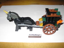 LEGO KINGDOMS 7949 Black Horse Carriage No minifigs New