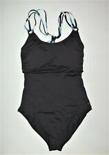 Damen Badeanzug Esprit Gr. 40 Schwarz