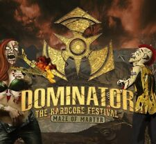 Dominator 2017: Maze Of Martyr (2017, CD NEUF)