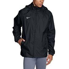 NIKE Team Sideline Rain Jacket Black Adult Medium