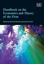 Handbook on the Economics and Theory of the Firm (Elgar Original Reference), , J
